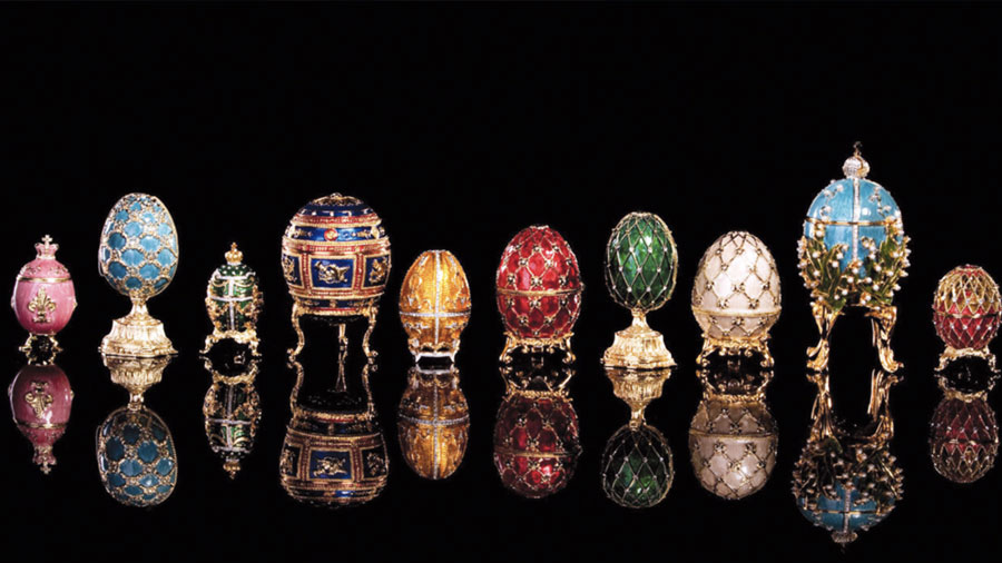 Trứng phục sinh Faberge